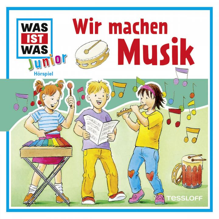 Folge 26: Wir machen Musik