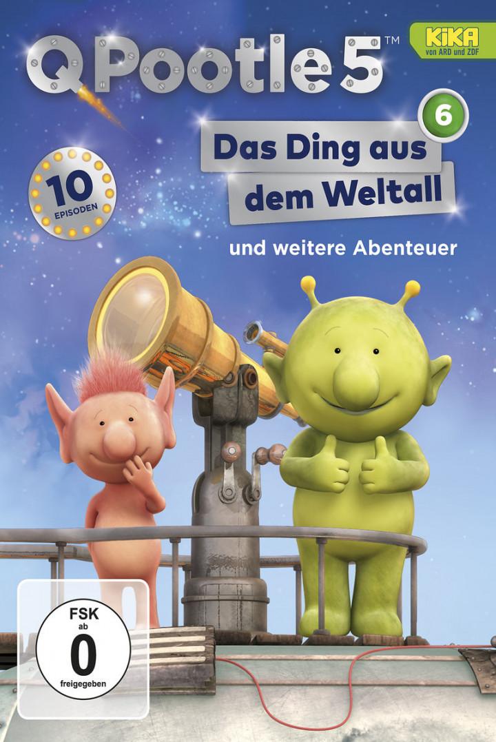 Das Ding aus dem Weltall (DVD 6, Folge 43-52)