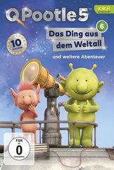 Q Pootle 5, 06: Das Ding aus dem Weltall (DVD 6, Folge 43-52), 00602547610942