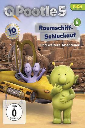 Q Pootle 5, 05: Raumschiff-Schluckauf (DVD 5, Folge 33-42), 00602547610935