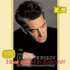 Herbert von Karajan, Beethoven: Die Symphonien, 00028947953838