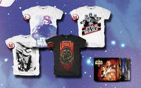 Star Wars, Es gibt etwas Galaktisches zu gewinnen - Holt euch jetzt das Star Wars Fan-Paket