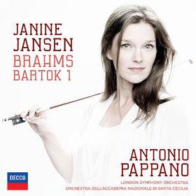 Janine Jansen, Brahms Violin Concerto in D, Op.77 - Adagio, 00028947889694