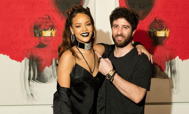 Rihanna, Lest die Gedichte von Rihannas ANTI Album-Artwork