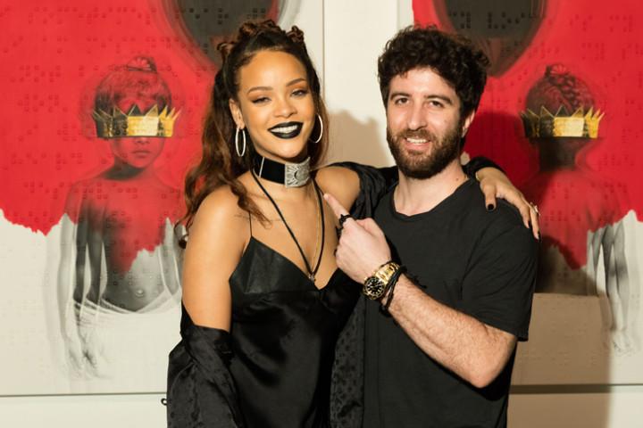 Rihanna & Roy Nachtum