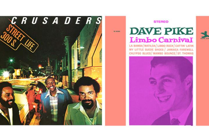 Crusaders - Street Life & Dave Pike - Limbo Carnival