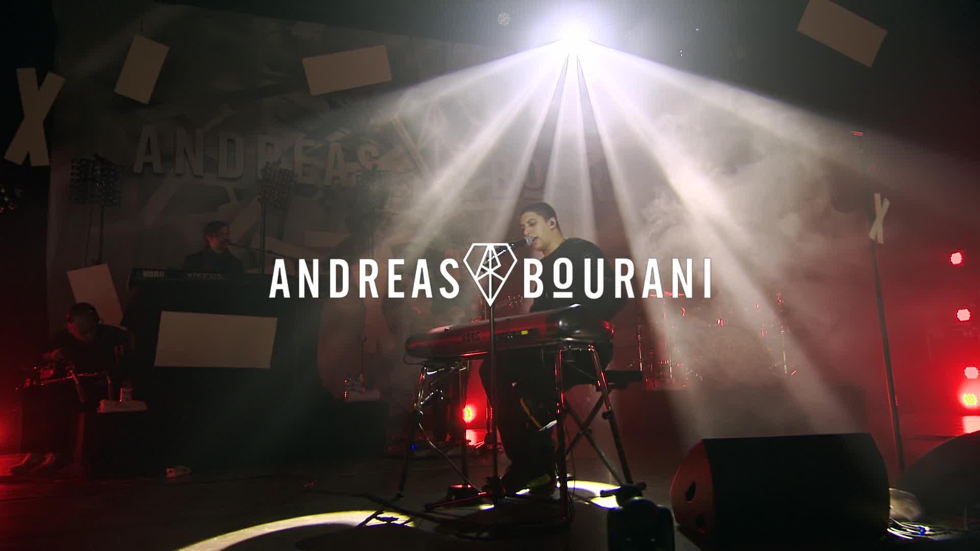 Andreas Bourani, Hey Live (Trailer)