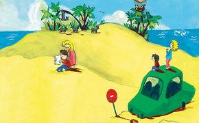 Willy Astor, Kindischer Ozean gewinnt Medienpreis LEOPOLD – Gute Musik für Kinder