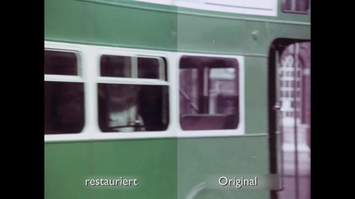 Beatles Trailer - Penny Lane Split Screen