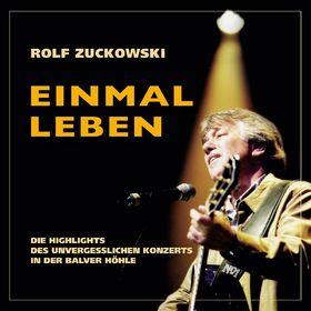 Rolf Zuckowski, Einmal leben, 00602547567475