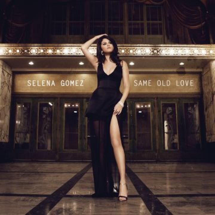 """Selena Gomez, """"Same Old Love"""", Singlecover"""