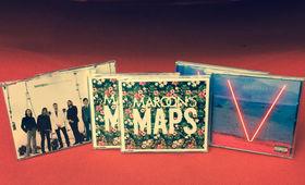Maroon 5, Hier kommt eure Chance: Gewinnt tolle CD-Pakete von Maroon 5