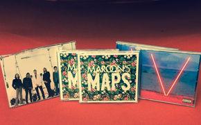 Maroon 5, Jetzt mitmachen: Es gibt tolle CD-Pakete von Maroon 5 zu gewinnen
