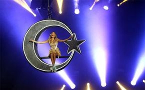 Violetta, Der musikalische Jahresrückblick 2015 – September mit Violetta und Keith Richards