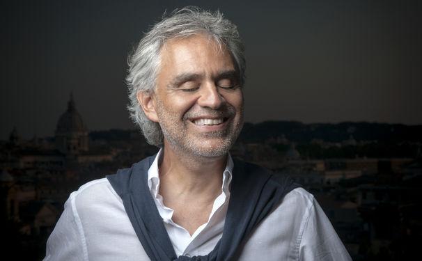 Andrea Bocelli, Ägyptischer Ohrenschmaus - Im Hause Decca erscheint eine neue Aida-Gesamtaufnahme mit Andrea Bocelli