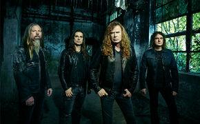 Megadeth, Dystopia World Tour – Megadeth kommen nach Deutschland