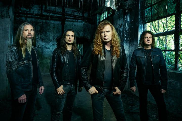 Megadeth - UMG News