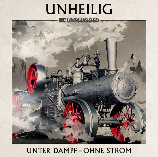 Unheilig, Unheilig - MTV Unplugged - Unter Dampf