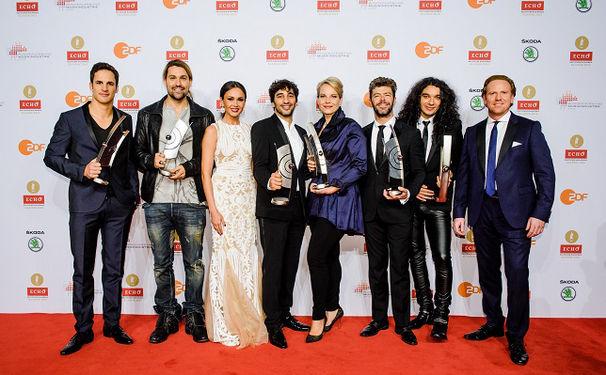 ECHO Klassik - Deutscher Musikpreis, ECHO Klassik 2015 – Wir gratulieren Rolando Villazón, Elīna Garanča u.v.m.