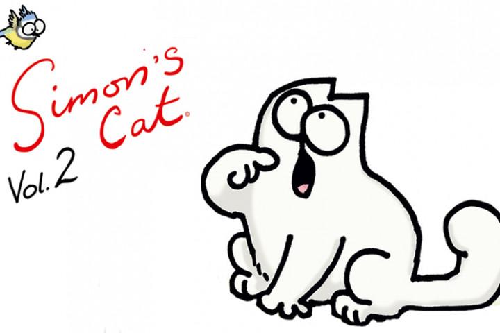 Simon's Cat_News