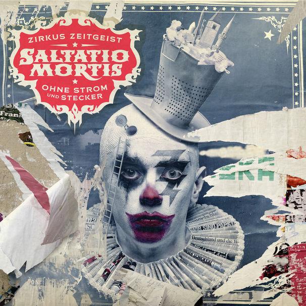 Saltatio Mortis, Zirkus Zeitgeist – Ohne Strom und Stecker Cover
