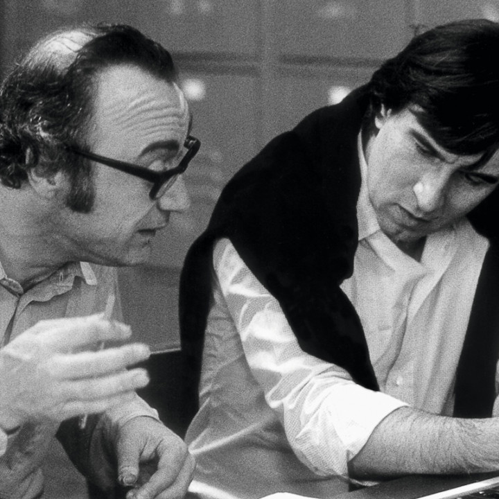 Alfred Brendel, Claudio Abbado