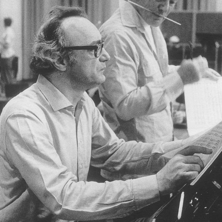 Alfred Brendel, Sir Neville Marriner