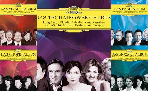Excellence, Klangvolle Komponistenporträts. Die neue Serie Excellence