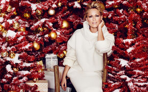 Helene Fischer, Goldene Zeiten: So sieht das Cover zum Helene Fischer Album Weihnachten aus