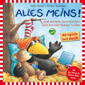 Kleiner Rabe Socke, Alles meins!...und weitere Geschichten, 00602547472687