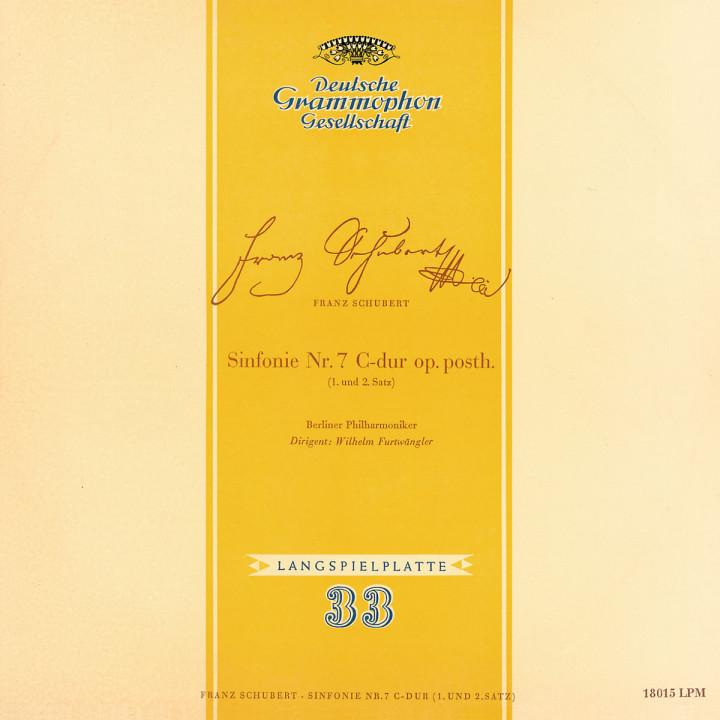 Schubert: Symphony No.9; Rosamunde, Overture to Die