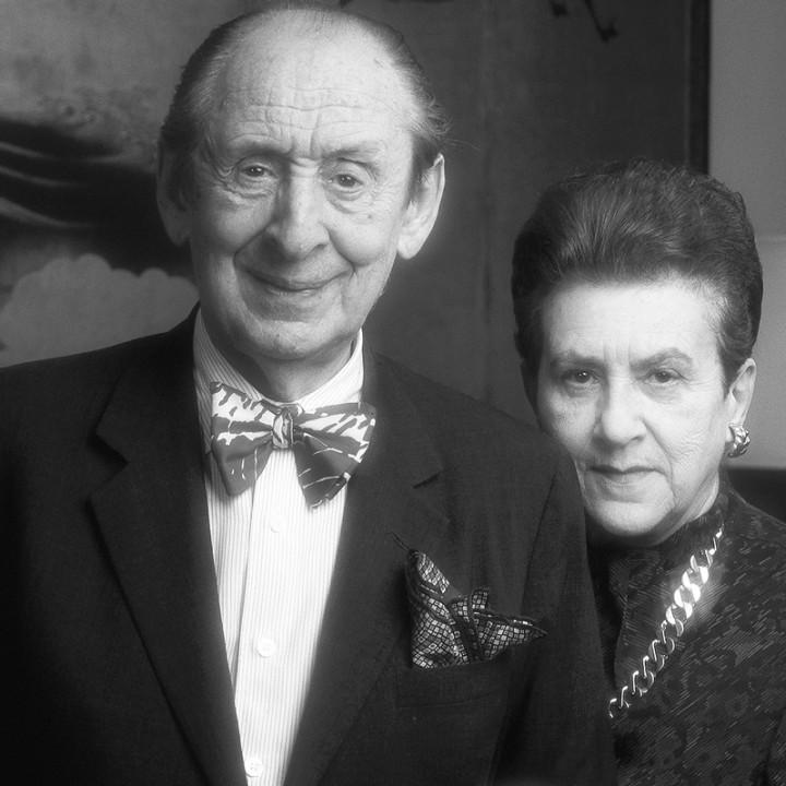 Vladimir Horowitz, Wanda Horowitz