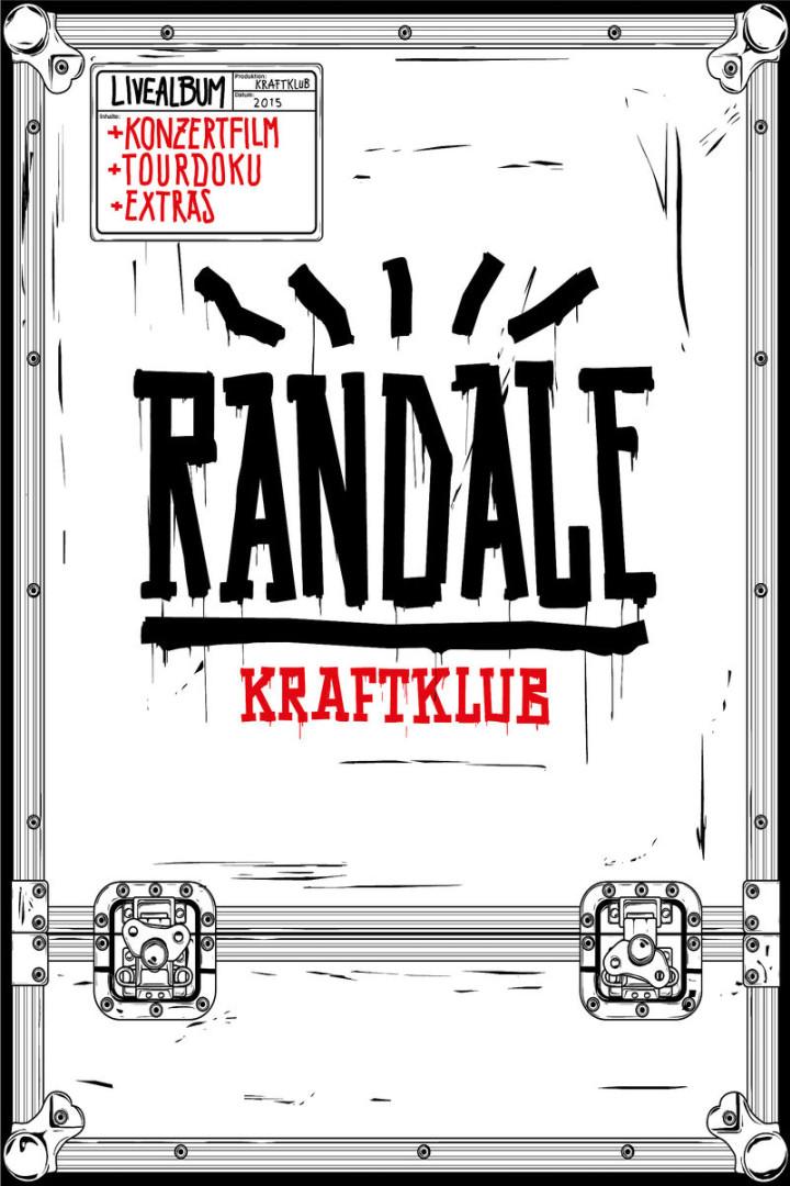 Randale (Live Ltd. Special Edt.2 DVD + 2 CD)
