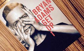 Bryan Adams, Gewinnt ein schickes, großformatiges Bryan Adams Poster mit Motiv des neuen Albums Get Up
