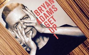 Bryan Adams, Gewinnt ein großformatiges Bryan Adams Get Up Poster