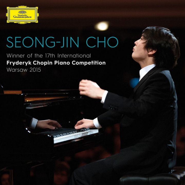 Winner of the 17th Int. Chopin Piano Competition