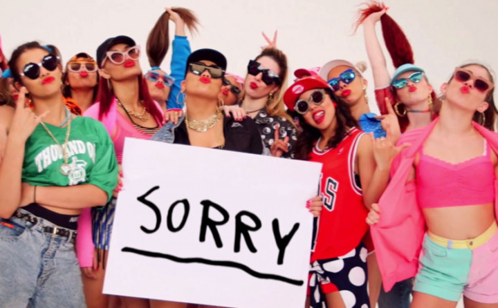 Sorry (Dance Video)