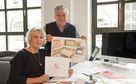 Rolf Zuckowski, Liebevolle Illustrationen für die In der Weihnachtsbäckerei- App: Julia Ginsbach und ihre Inspirationen