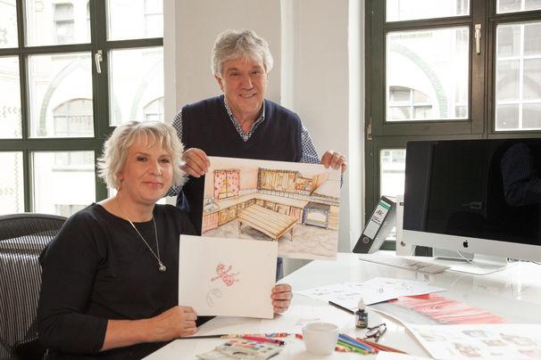 Rolf Zuckowski, Weihnachtsbäckerei_Pressebild_Ginsbach