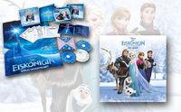 """Die Eiskönigin - Völlig unverfroren, """"Die Eiskönigin - Die Lieder"""" und die """"Special Geschenk Edition"""" ab heute erhältlich"""