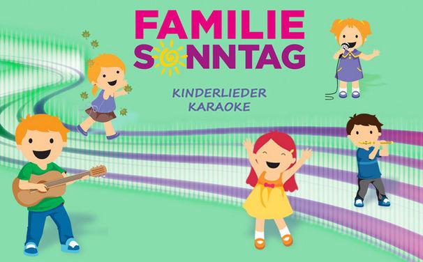 Familie Sonntag, Karaoke für alle! Familie Sonntag mit neuem Kinderlieder Karaoke Kanal