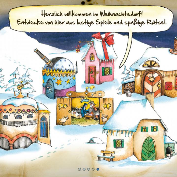 Weihnachtsbäckerei_Introscreen1