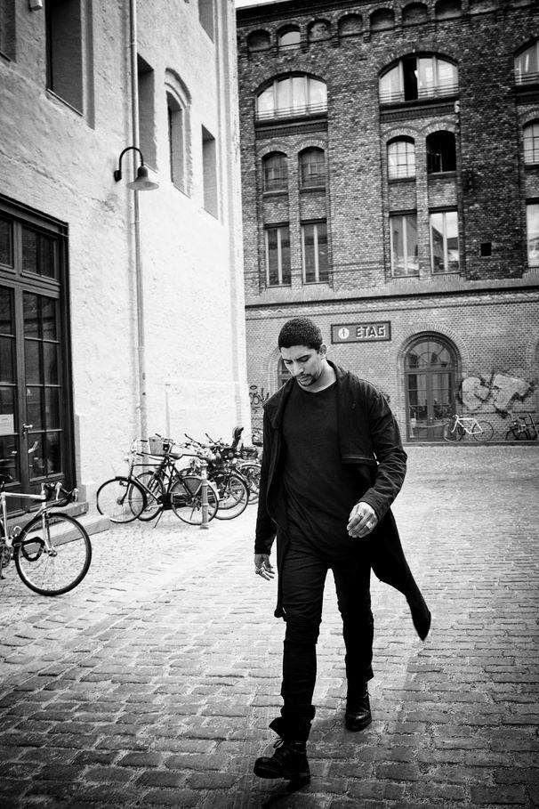 Andreas Bourani, Pressebilder 2015
