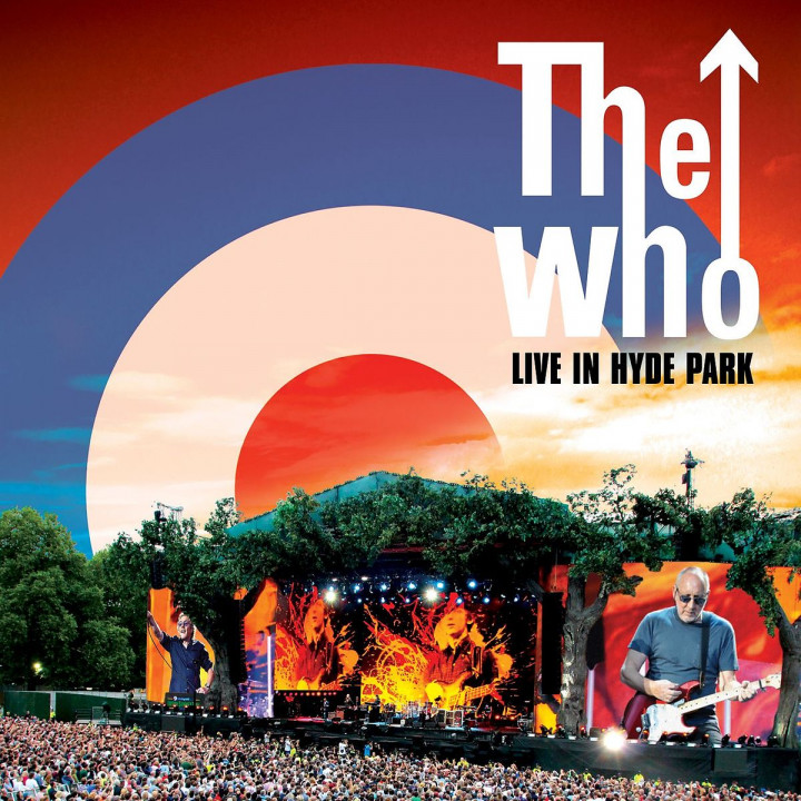 Live In Hyde Park (DVD/3LP)