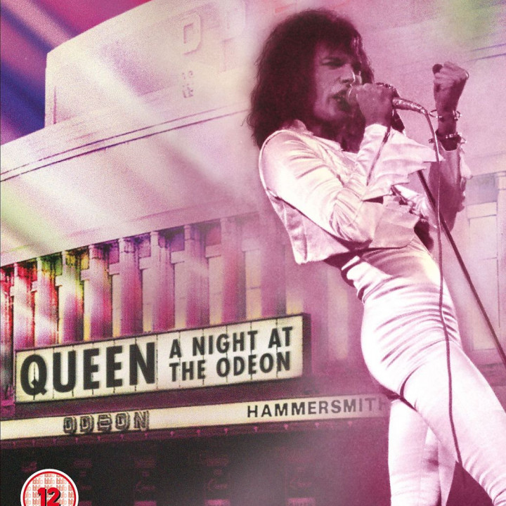 A Night At The Odeon