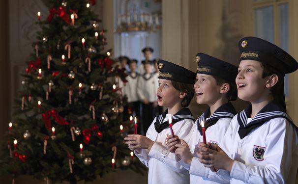 Wiener Sängerknaben, Frohe Botschaft - die Wiener Sängerknaben läuten die Weihnachtszeit ein