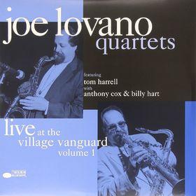 Joe Lovano, Quartets: Live At The Village Vanguard Vol. 2, 00602547476456