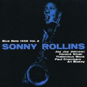 Sonny Rollins, Volume 2, 00602547476487