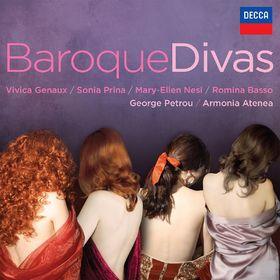Diverse Künstler, Baroque Divas, 00028947880998