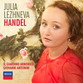 Julia Lezhneva, Julia Lezhneva - Handel, 00028947884323